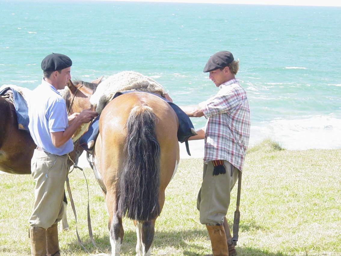 Bij de gaucho's in Uruguay - Vakantie te paard / Reisbureau Perlan