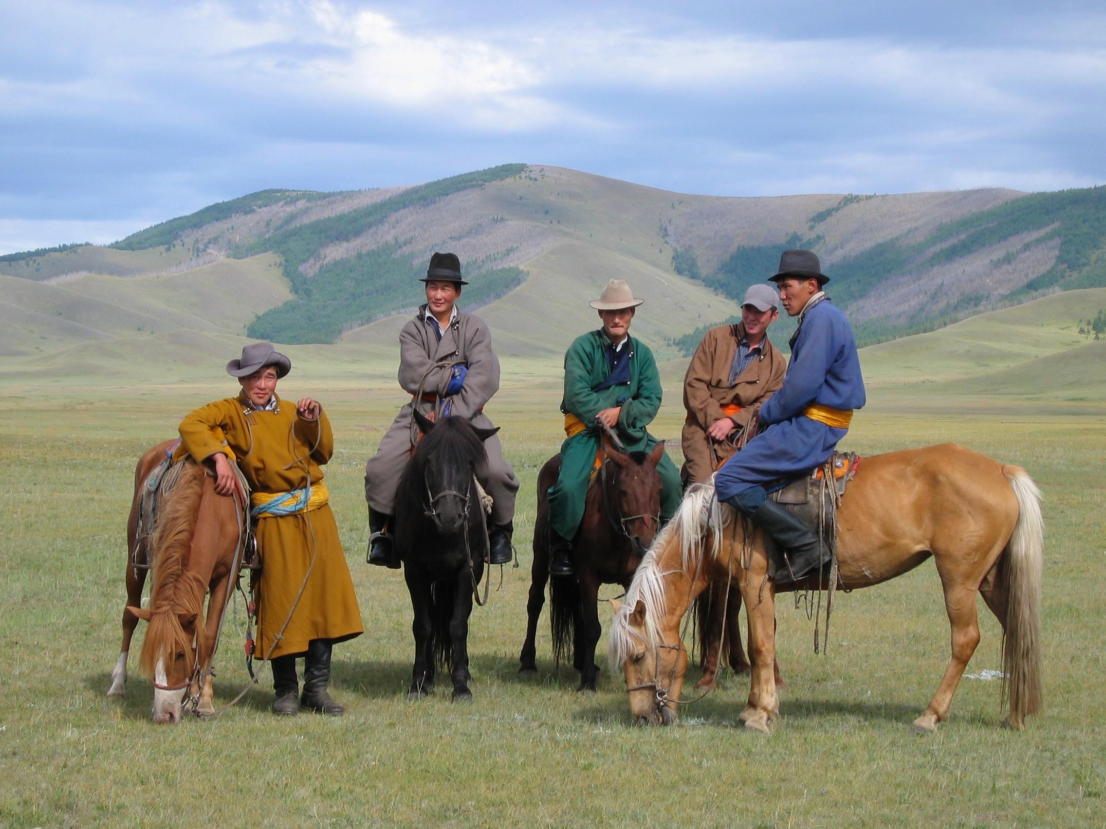 Cultuur en natuur troef in Mongolië - Vakantie te paard / Reisbureau Perlan