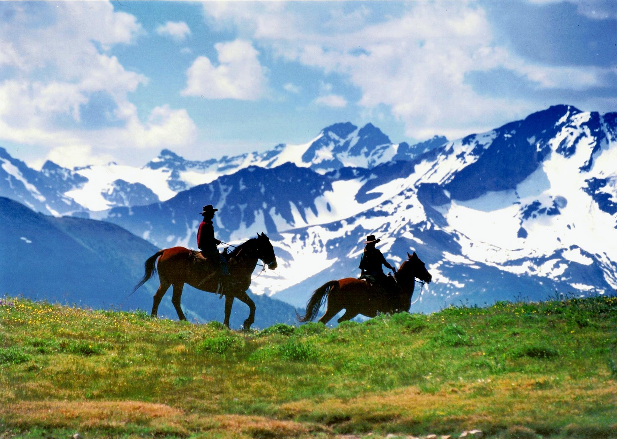 In en dichtbij de natuur in Canada - Vakantie te paard / Reisbureau Perlan