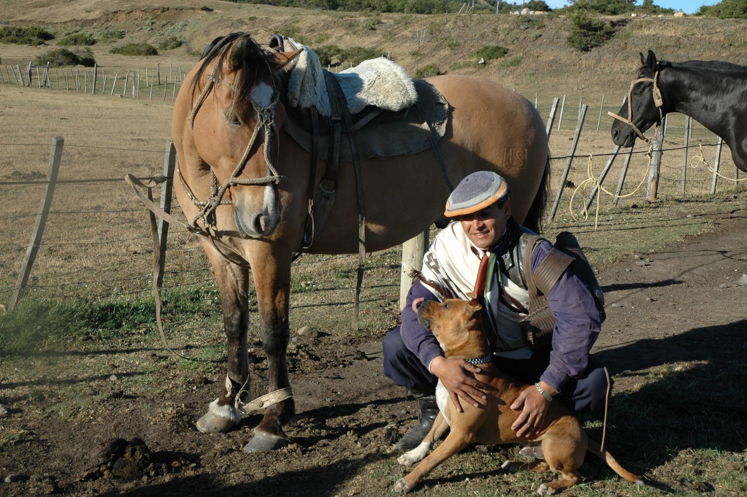 Te paard door Chili - Vakantie te paard / Reisbureau Perlan