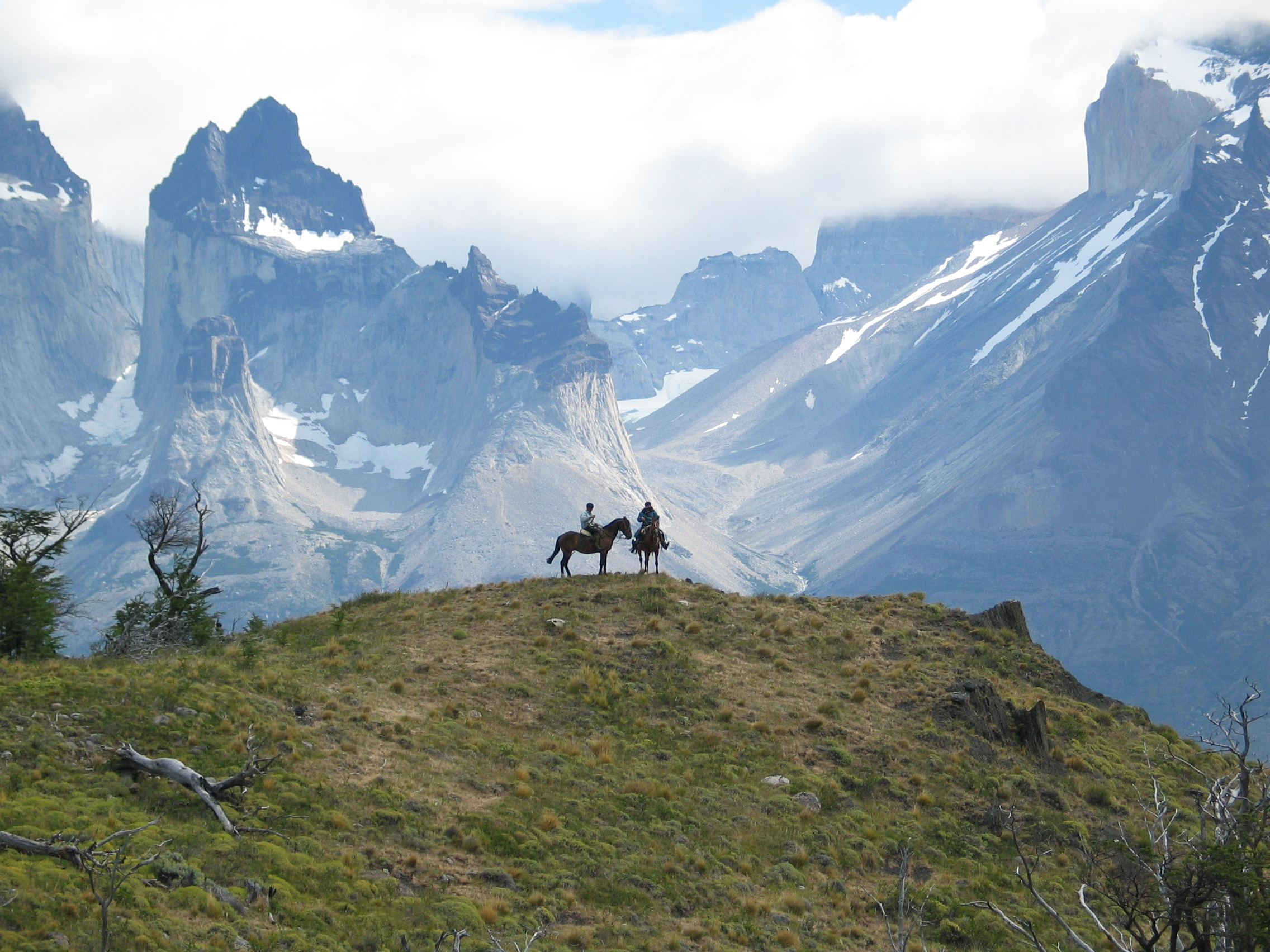 Torres del Paine te paard (Chili) - Vakantie te paard / Reisbureau Perlan