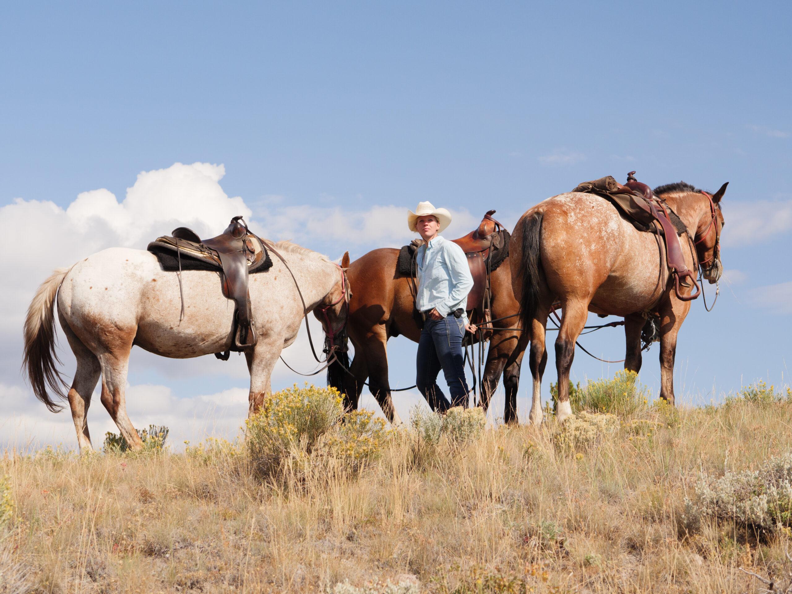 Ranchvakantie in Montana / Verenigde Staten - Vakantie te paard / Reisbureau Perlan