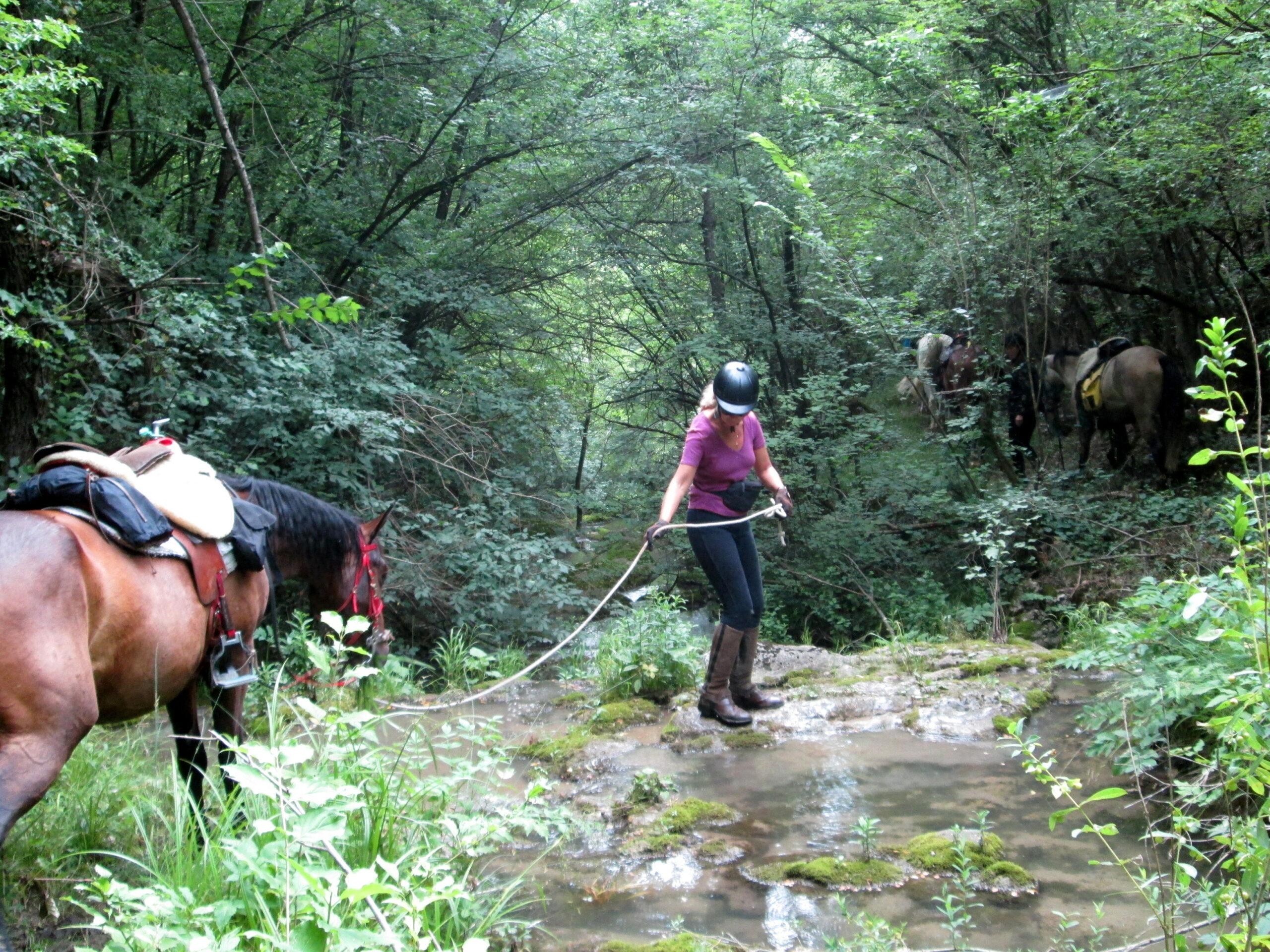 Paardrijden in Bulgarije - Vakantie te paard / Reisbureau Perlan