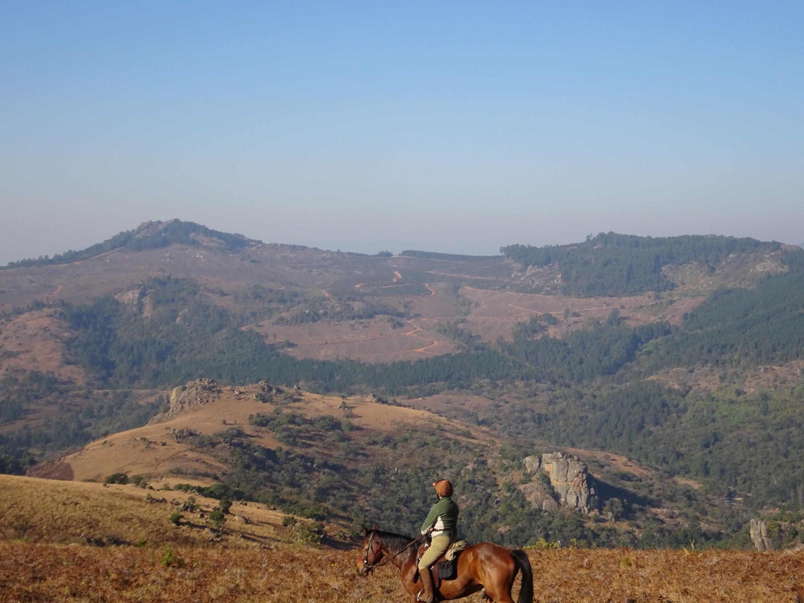 Te paard door Swaziland / Eswatani - Vakantie te paard / Reisbureau Perlan