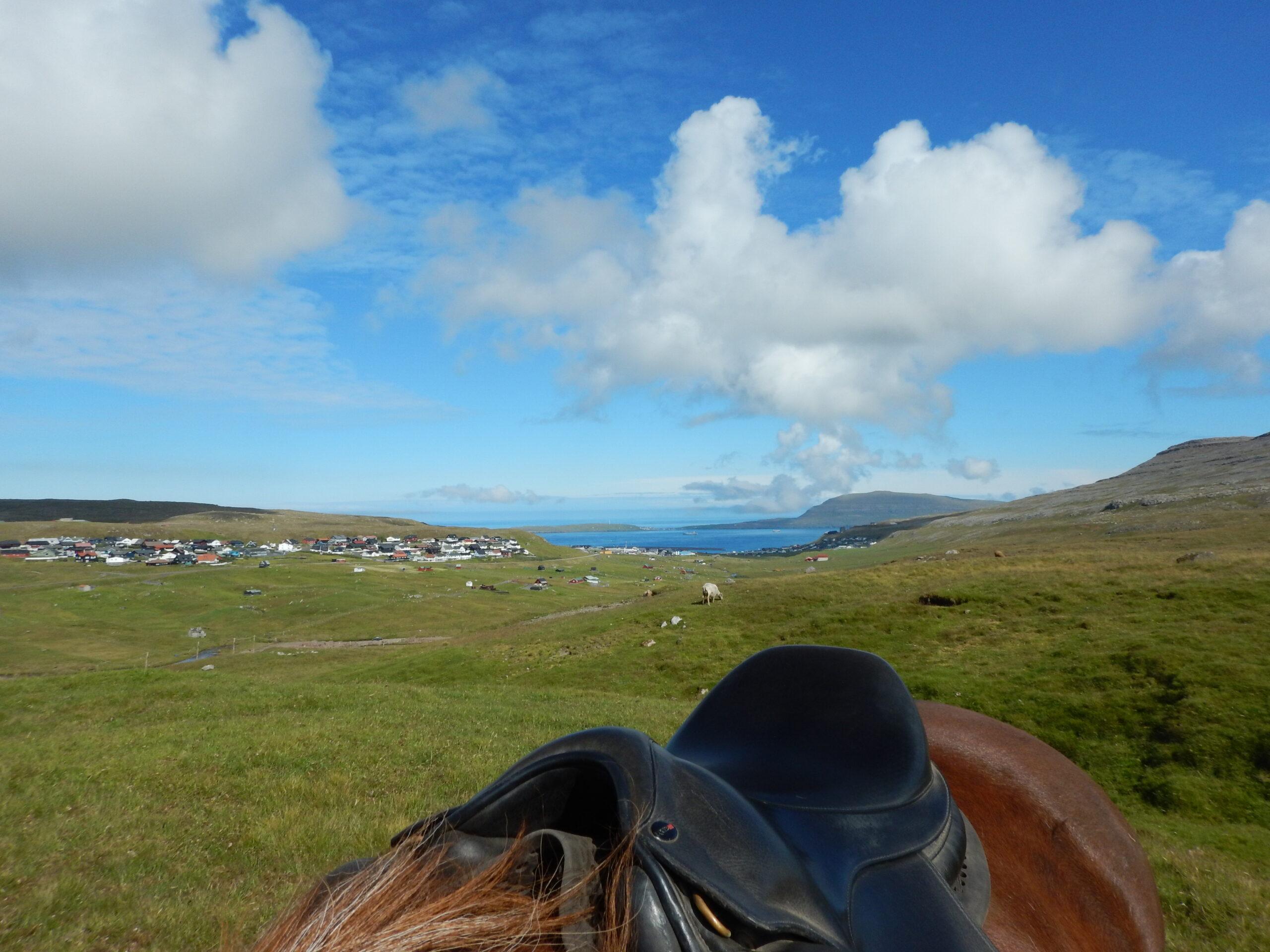 Paardrijden op de Faroer eilanden - Vakantie te paard / Reisbureau Perlan