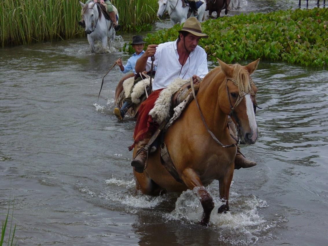 Paardrijden in Uruguay - Vakantie te paard / Reisbureau Perlan