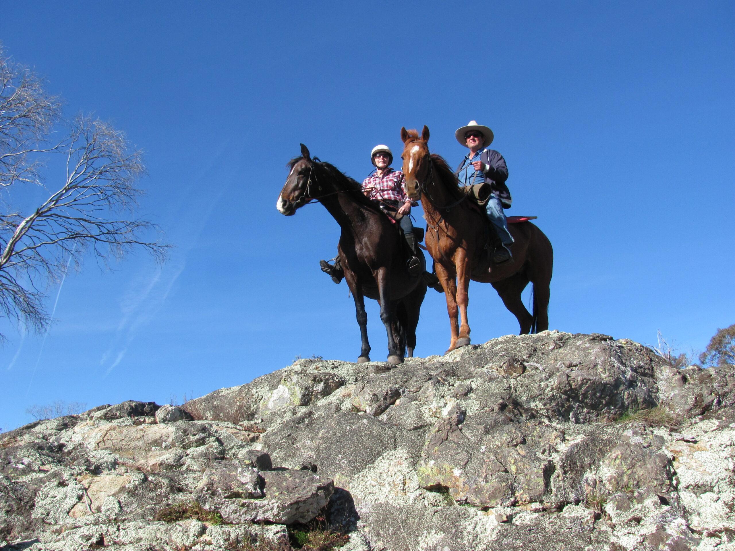 Paardrijden in Australië - Vakantie te paard / Reisbureau Perlan