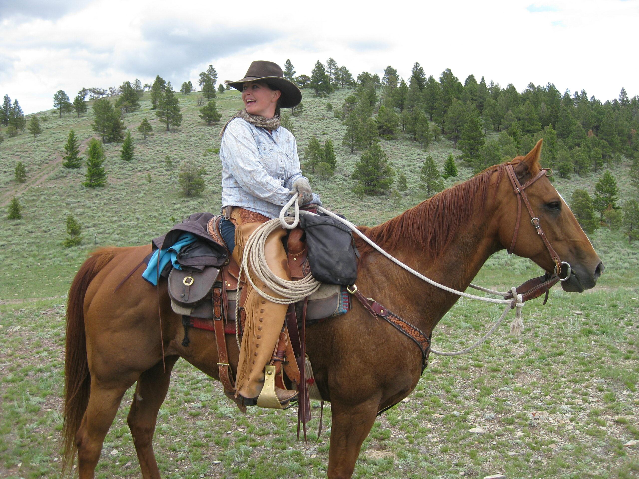 Cowboys en cowgirls in Montana - Vakantie te paard / Reisbureau Perlan