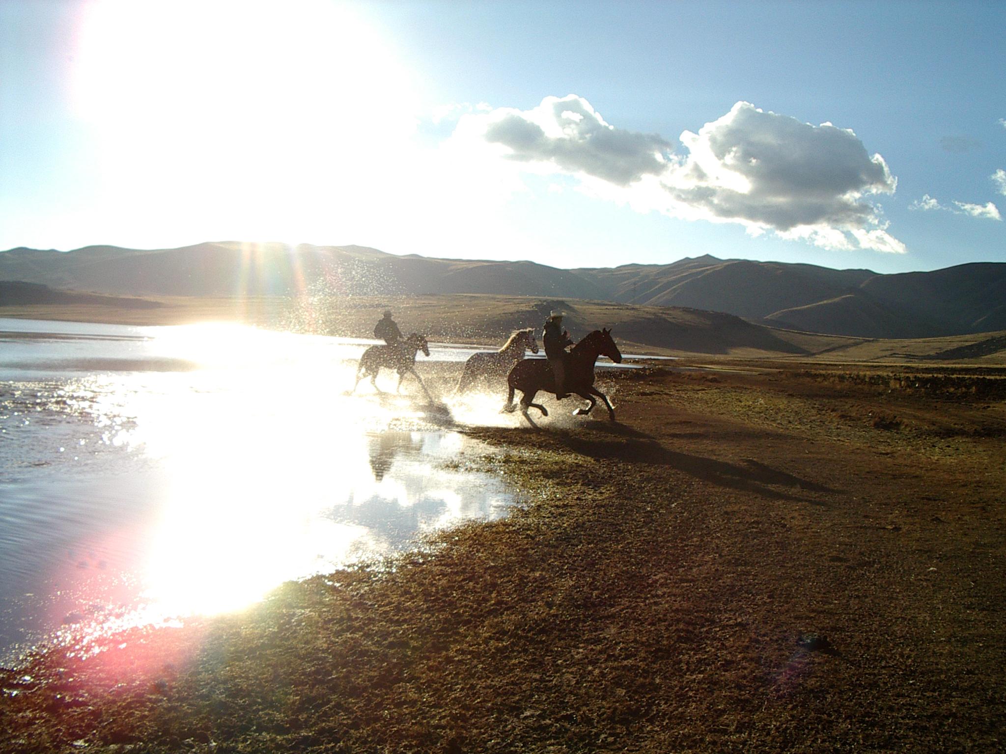 Paardrijden in Peru - Vakantie te paard / Reisbureau Perlan