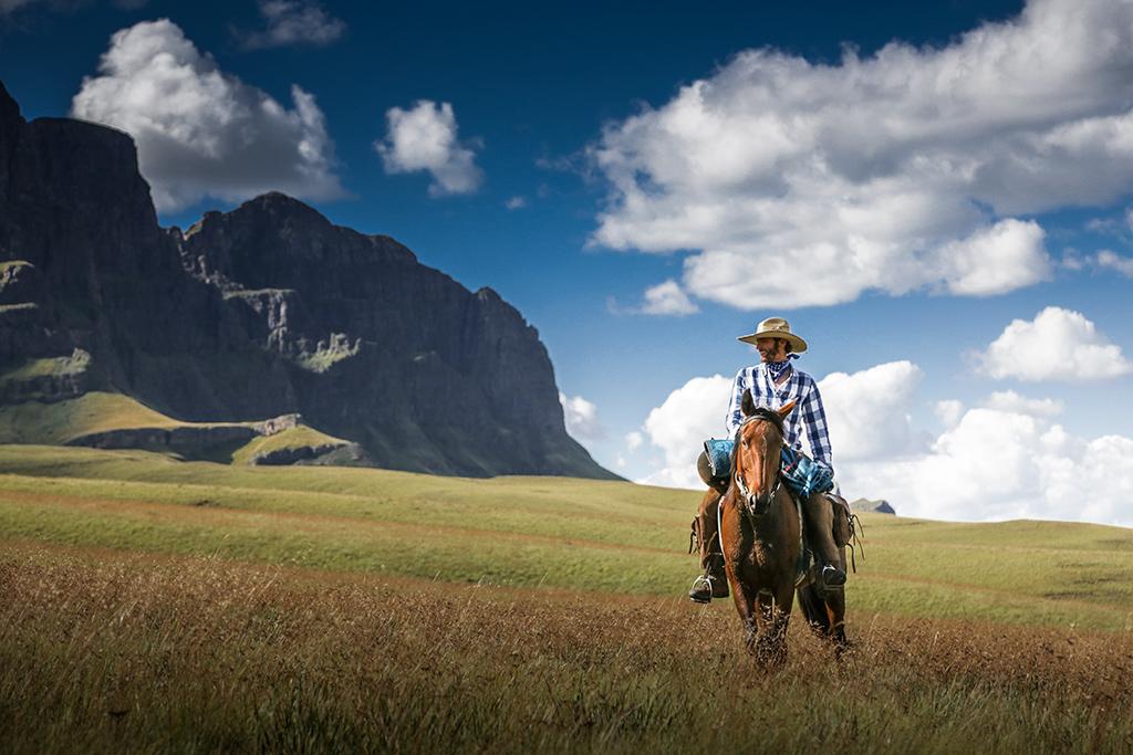 Te paard door Lesotho - Vakantie te paard / Reisbureau Perlan