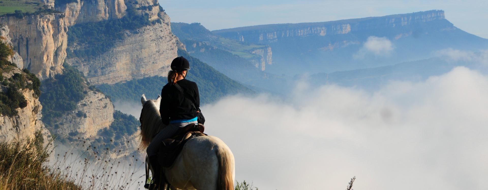 Te paard door de Pyreneeën - Vakantie te paard / Reisbureau Perlan