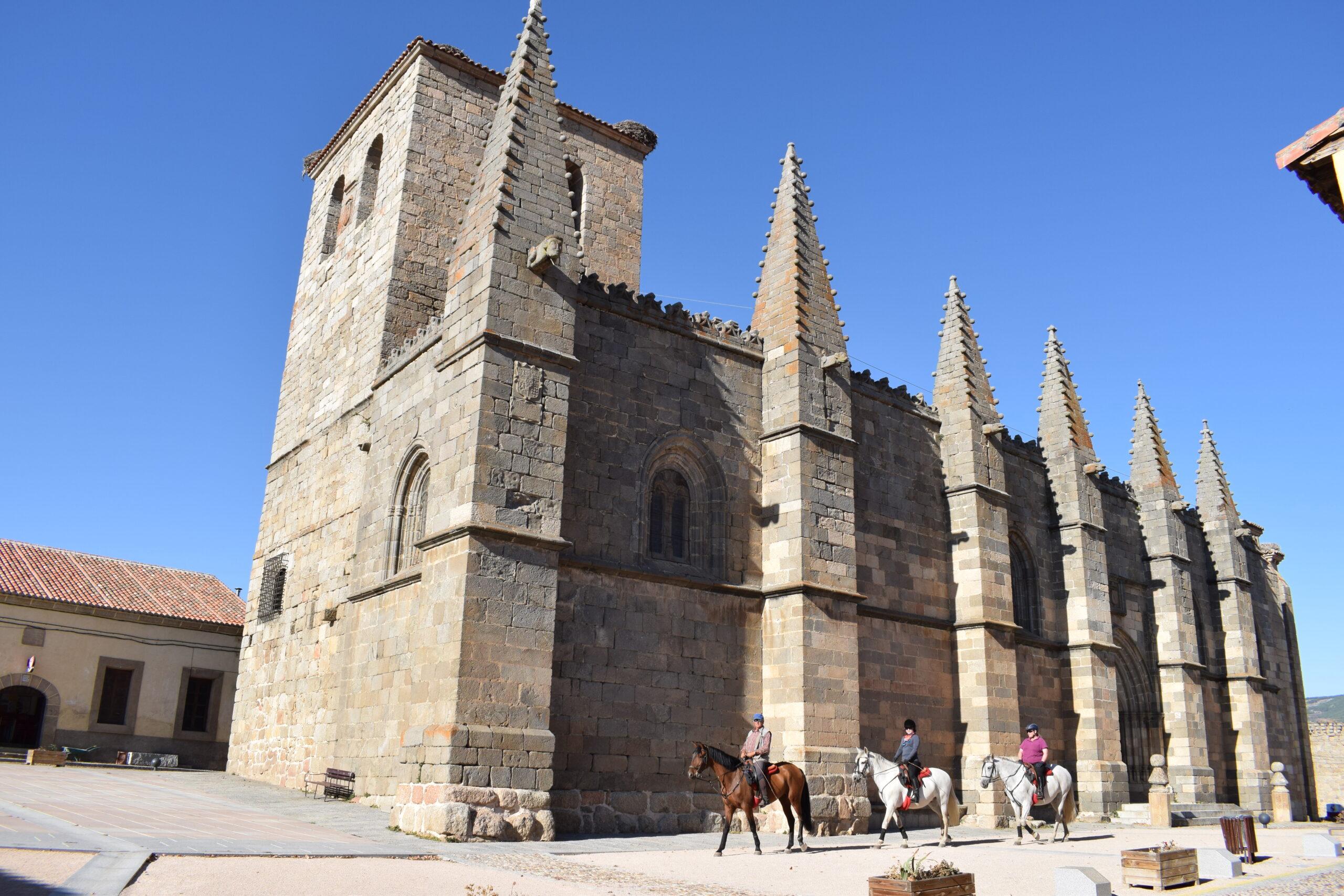 Paardrijden in de Sierra de Gredos - Vakantie te paard / Reisbureau Perlan