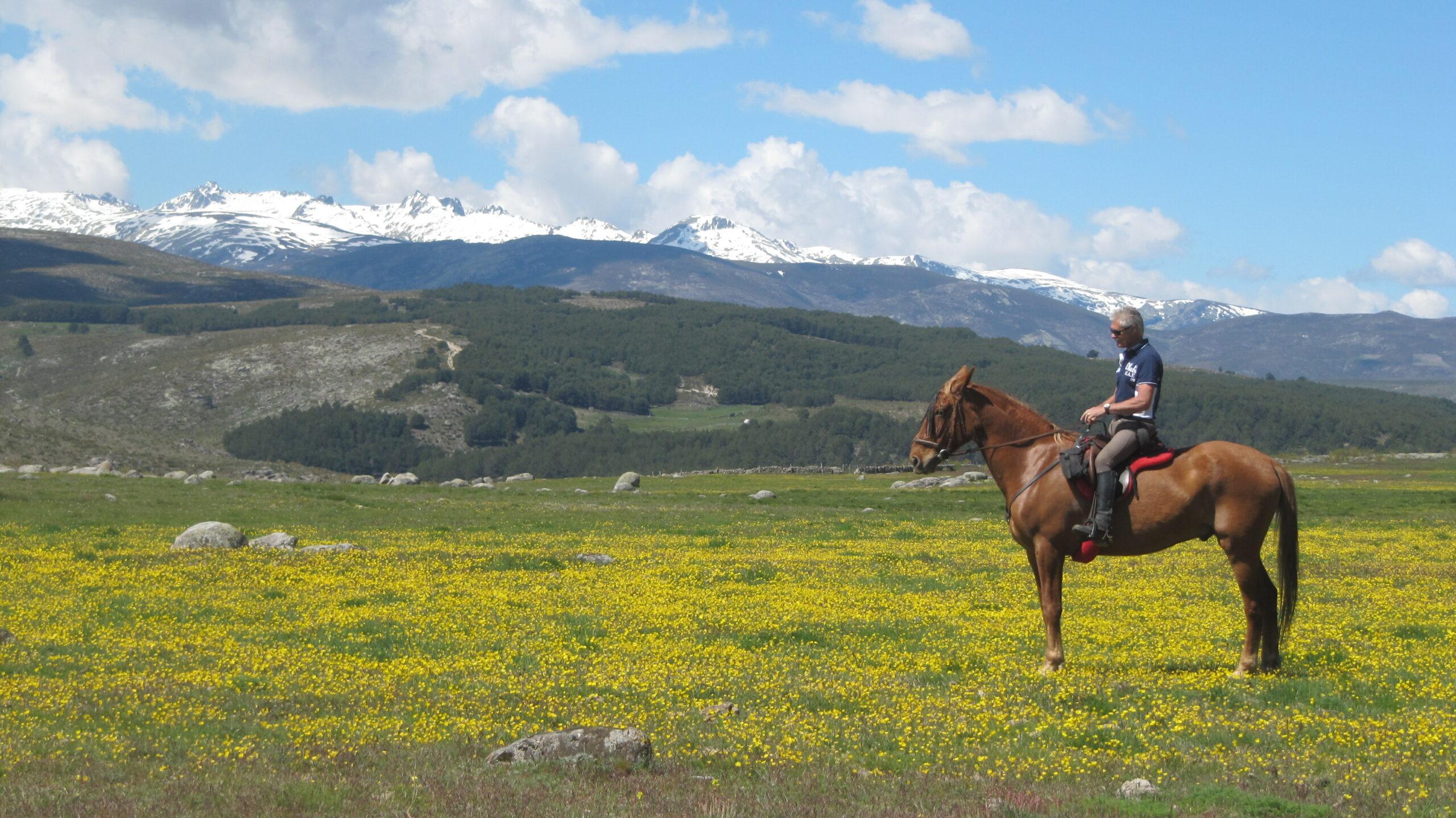 Paardrijden in Extremadura - Vakantie te paard / Reisbureau Perlan