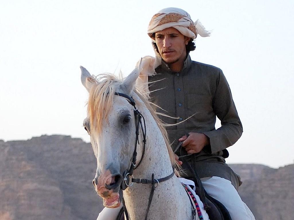 Paardrijden in Jordanië - Vakantie te paard / Reisbureau Perlan